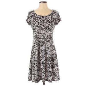 MICHAEL Michael Kors Floral Short Sleeves Dress S